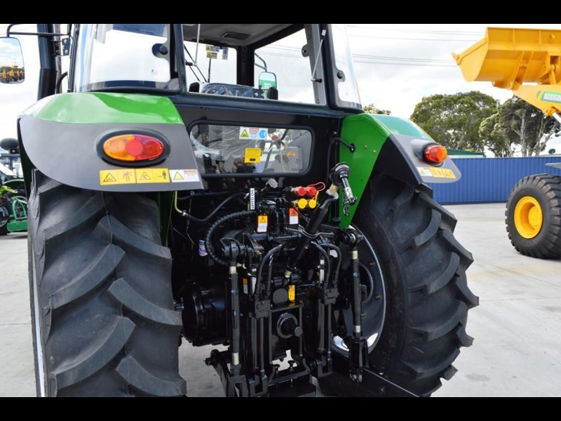 agrison 100hp cdf + 4 in 1 bucket + fel + tinted windows 455235 013