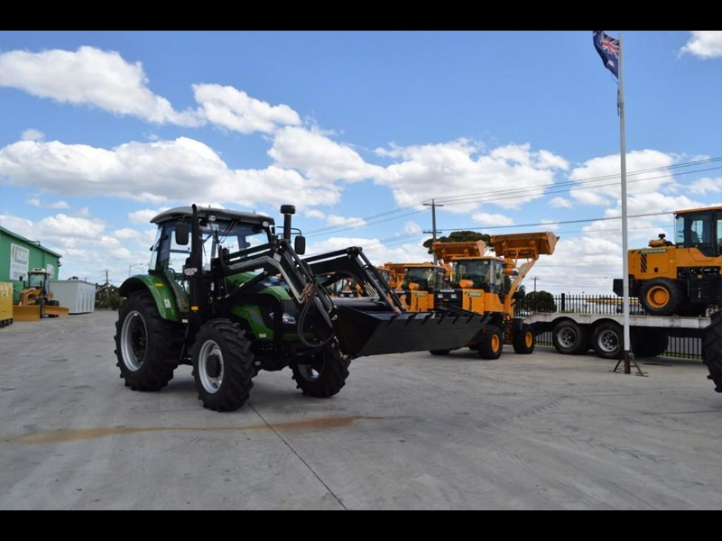 agrison 100hp cdf + 4 in 1 bucket + fel + tinted windows 455235 039