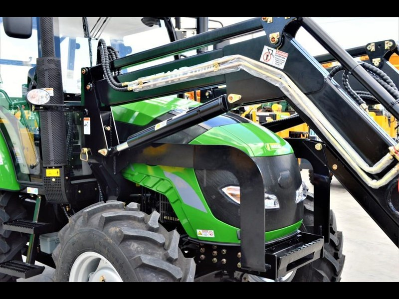 agrison 100hp cdf + 4 in 1 bucket + fel + tinted windows 455237 009