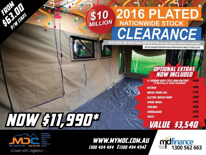 market direct campers explorer rear fold 433683 025
