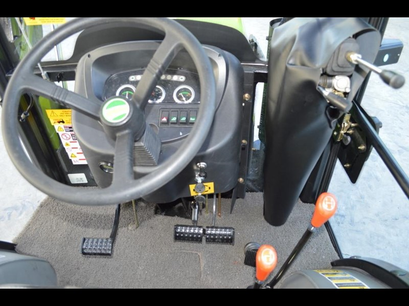 agrison agrison 60hp ultra g3 + turbo + aircon + 6ft slasher + tinted windows 129373 011