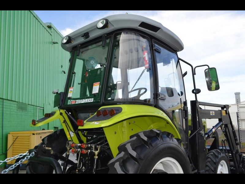 agrison agrison 60hp ultra g3 + turbo + aircon + 6ft slasher + tinted windows 129373 075