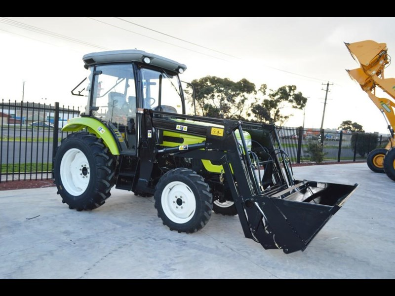 agrison agrison 60hp ultra g3 + turbo + aircon + 6ft slasher + tinted windows 129807 001