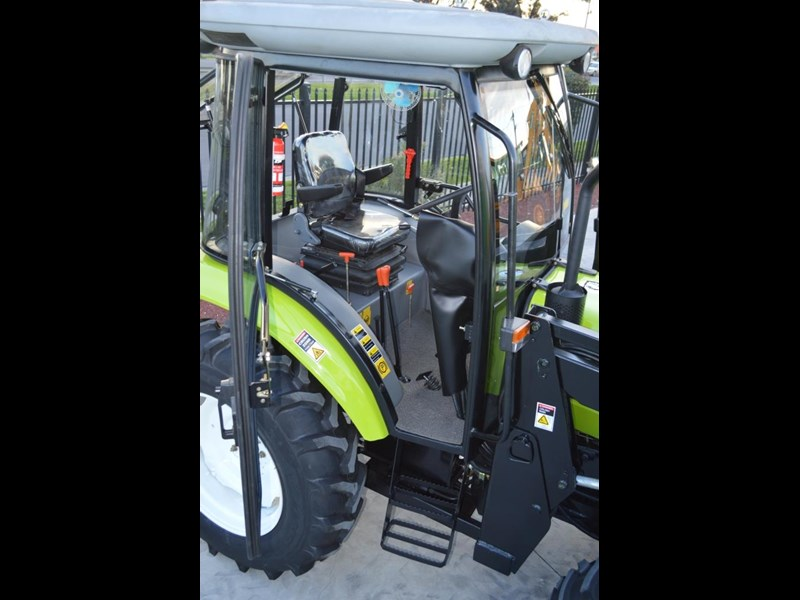 agrison agrison 60hp ultra g3 + turbo + aircon + 6ft slasher + tinted windows 129810 017