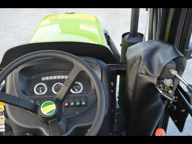 agrison agrison 60hp ultra g3 + turbo + aircon + 6ft slasher + tinted windows 129802 007