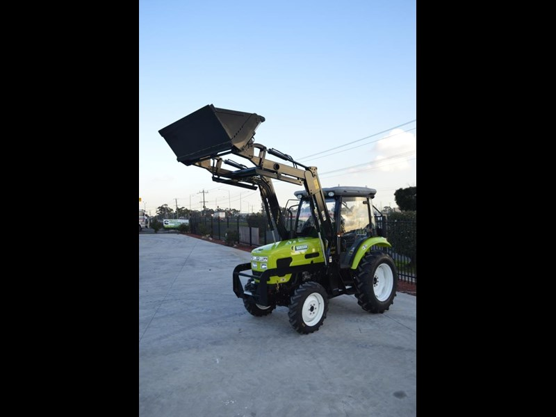 agrison agrison 60hp ultra g3 + turbo + aircon + 6ft slasher + tinted windows 129802 001