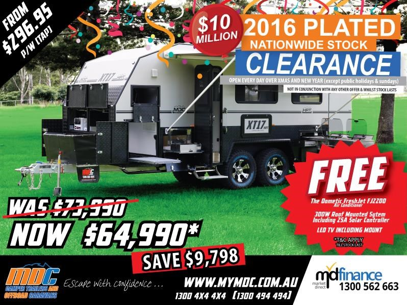 market direct campers xt - 17 hrt 344861 001