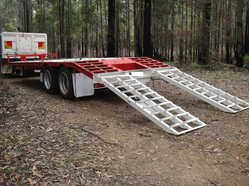 borg engineering tandem tag machinery trailer 435797 003