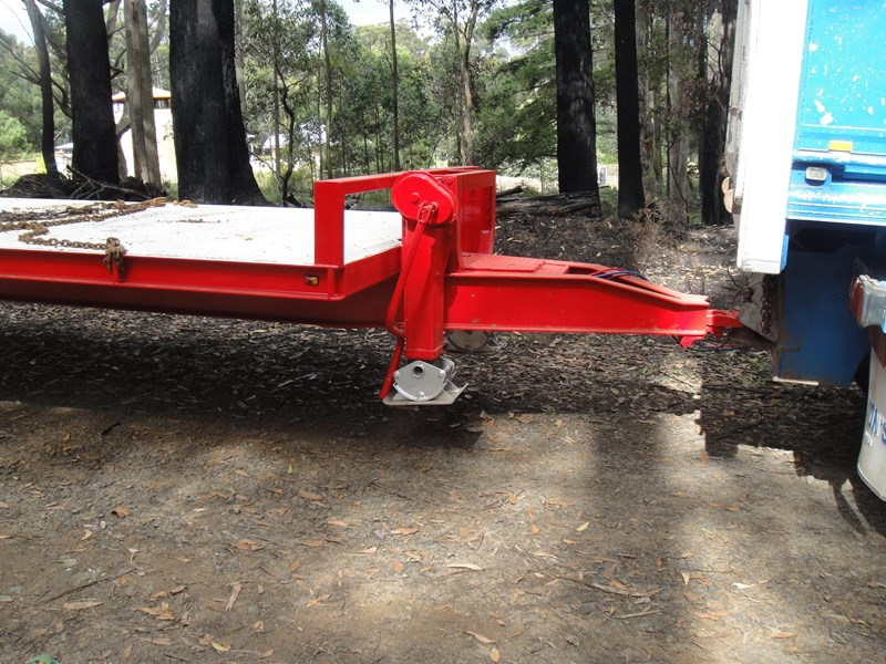 borg engineering tandem tag machinery trailer 435797 009