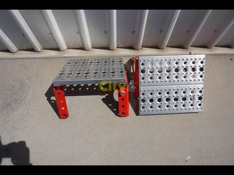 other chassis steps - excellent condition. 457797 005