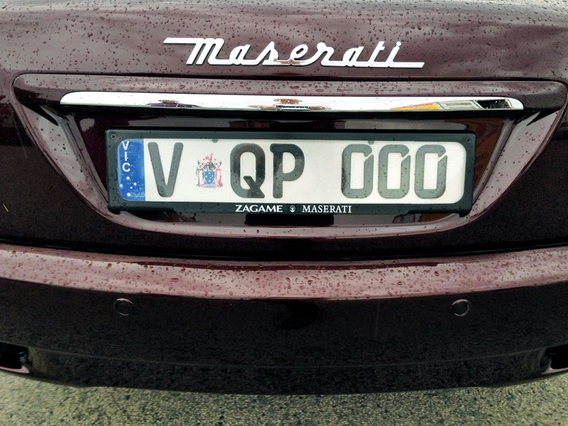 number plates european style 460580 003