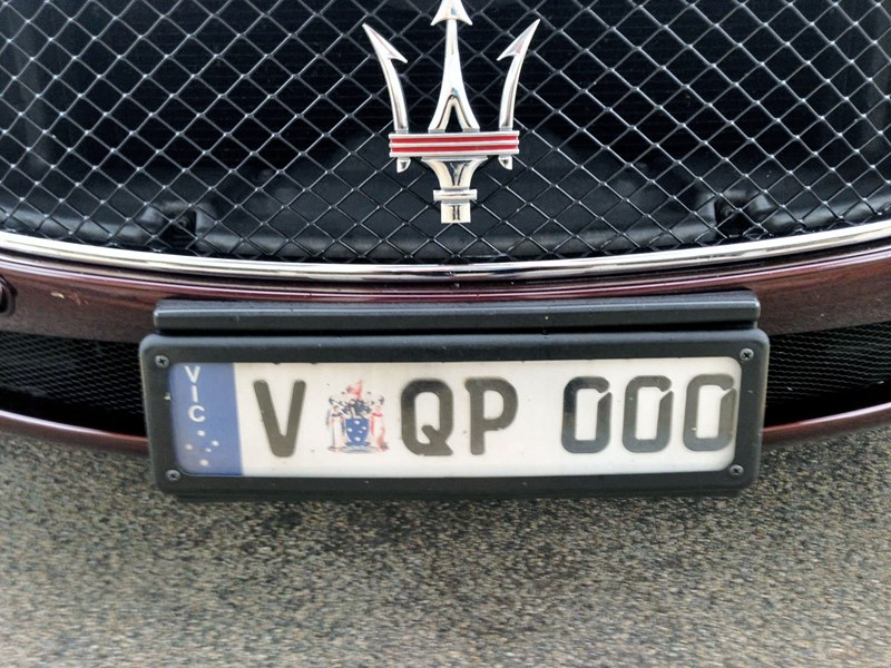 number plates european style 460580 001