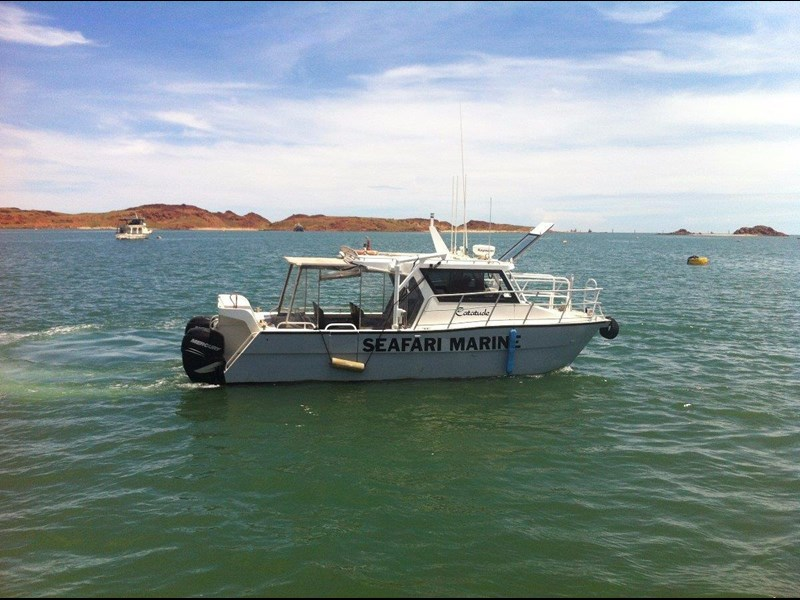 abcat charter catamaran - price reduced - present offers 460474 005