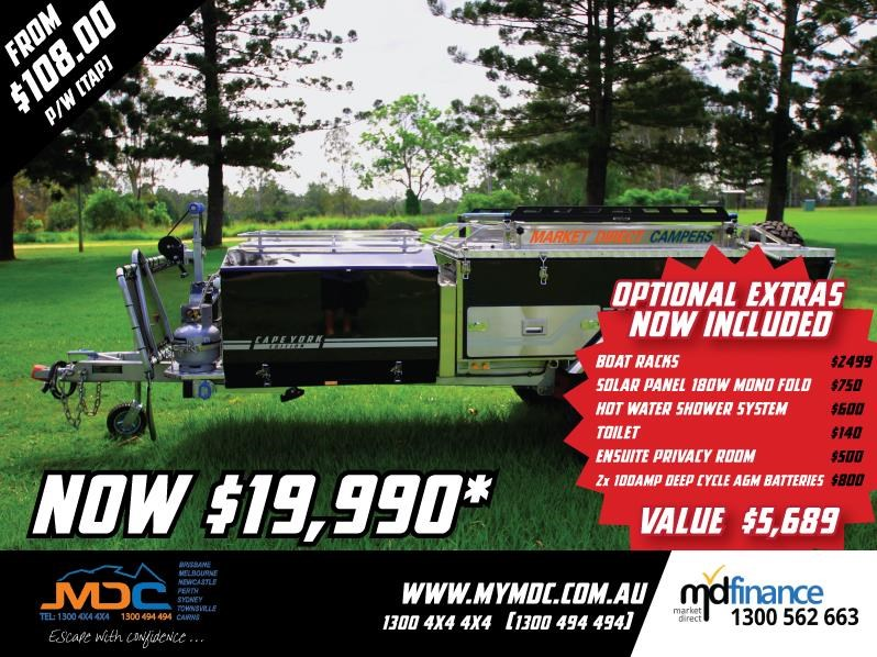 market direct campers venturer lt rear fold cape york edition 433687 001
