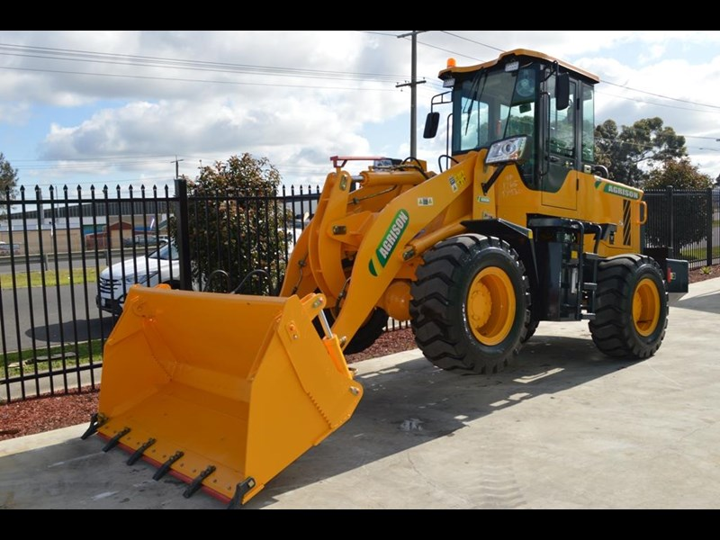 agrison brand new wheel loader / front end loader tx930 426019 001