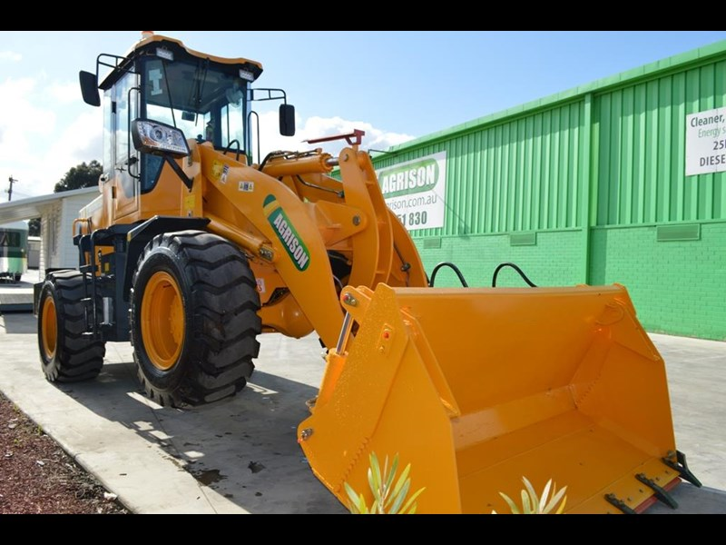 agrison brand new wheel loader / front end loader tx930 426019 003