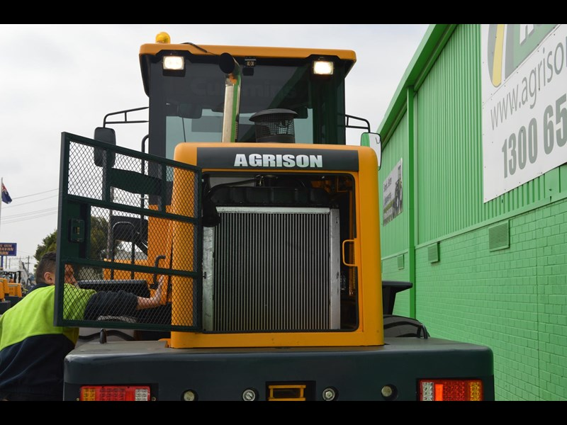 agrison tx936 3500kg lift 12tonne cummins5.9l 150hp 5yr warranty 211655 021