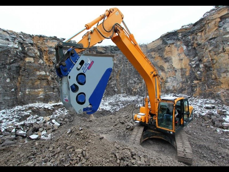 xcentric xc20 crusher bcukets rent-try-buy 461495 011