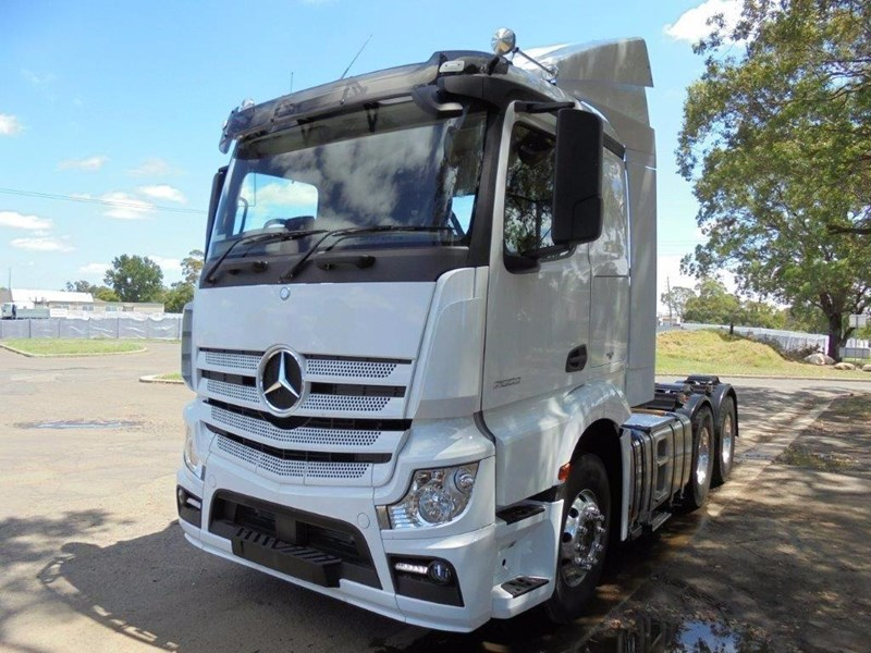 2017 mercedes benz actros 2653 for sale for Mercedes benz actros for sale