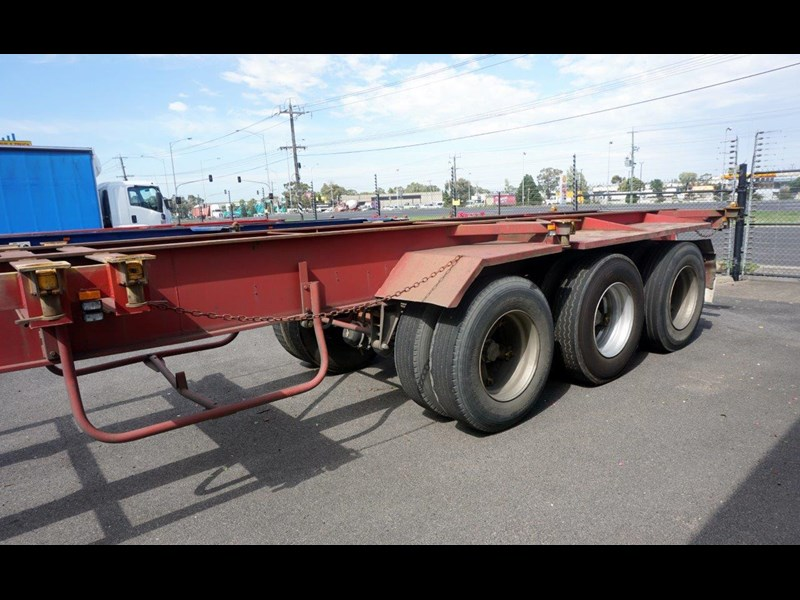 krueger 40ft tri-axle skel trailer 463160 005