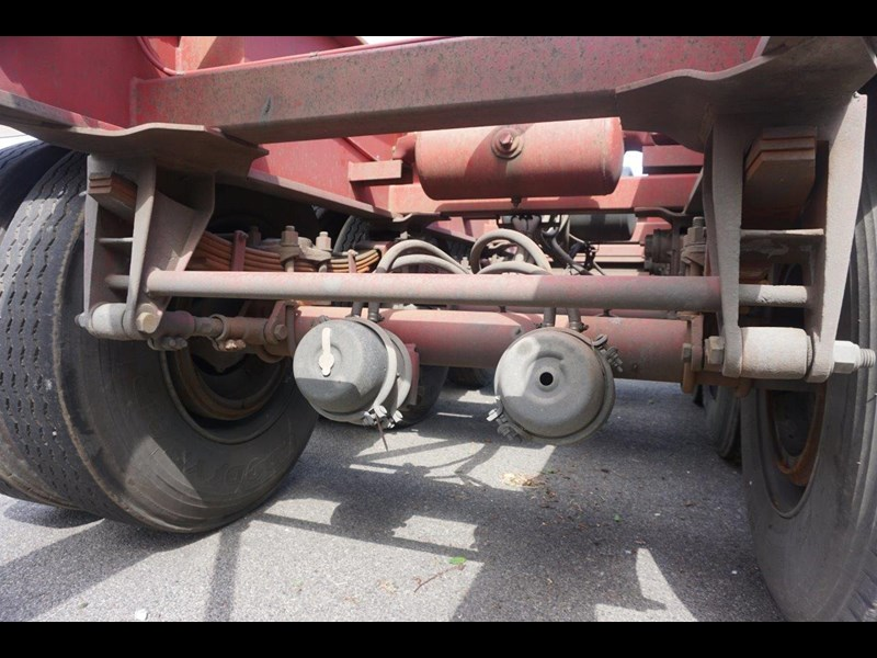 krueger 40ft tri-axle skel trailer 463160 023