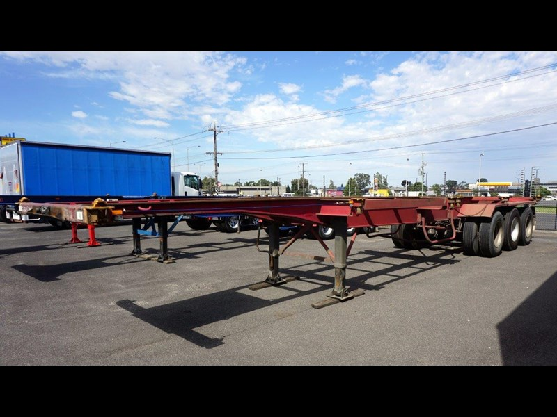 krueger 40ft tri-axle skel trailer 463160 003