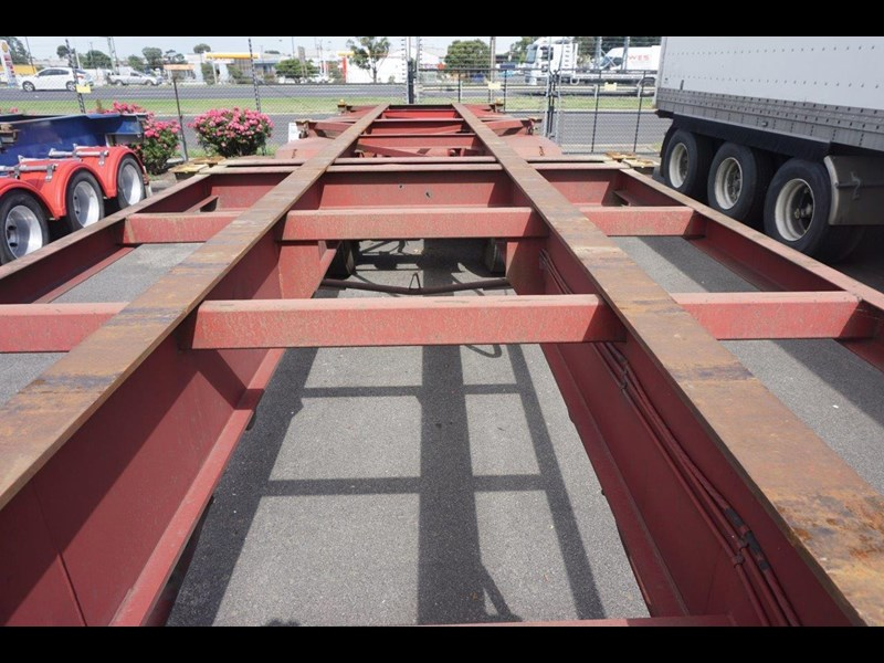 krueger 40ft tri-axle skel trailer 463160 025