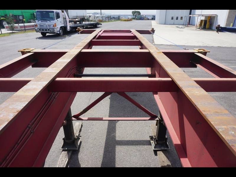 krueger 40ft tri-axle skel trailer 463160 029