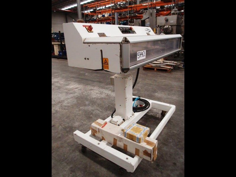 powder pak continuous bag heat sealer 463565 007