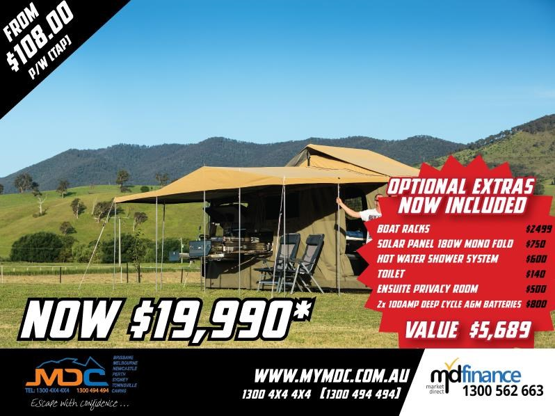 market direct campers venturer lt rear fold cape york edition 342157 005