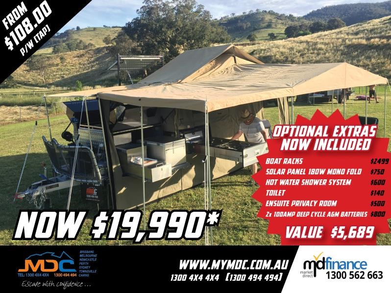 market direct campers venturer lt rear fold cape york edition 342157 025