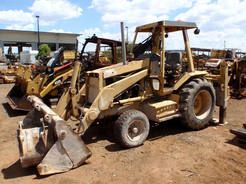 caterpillar 428 series ii 423255 001