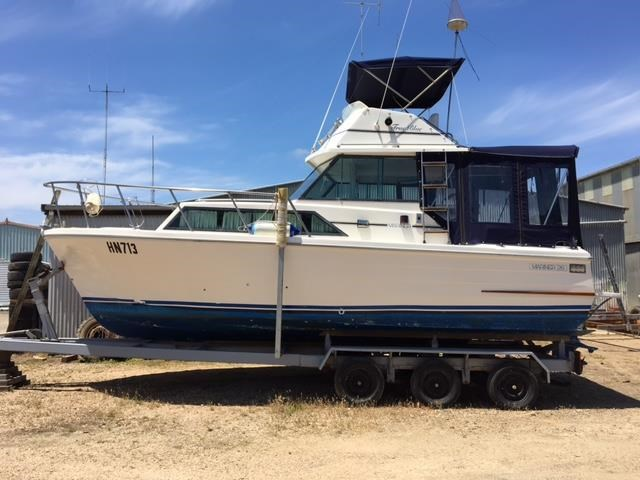 mariner 26 flybridge 464369 035