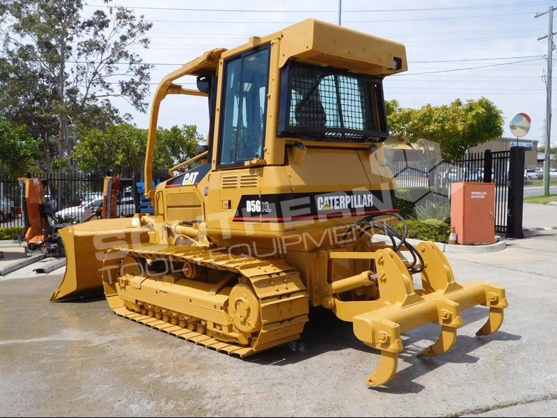 caterpillar d5g xl 436553 007