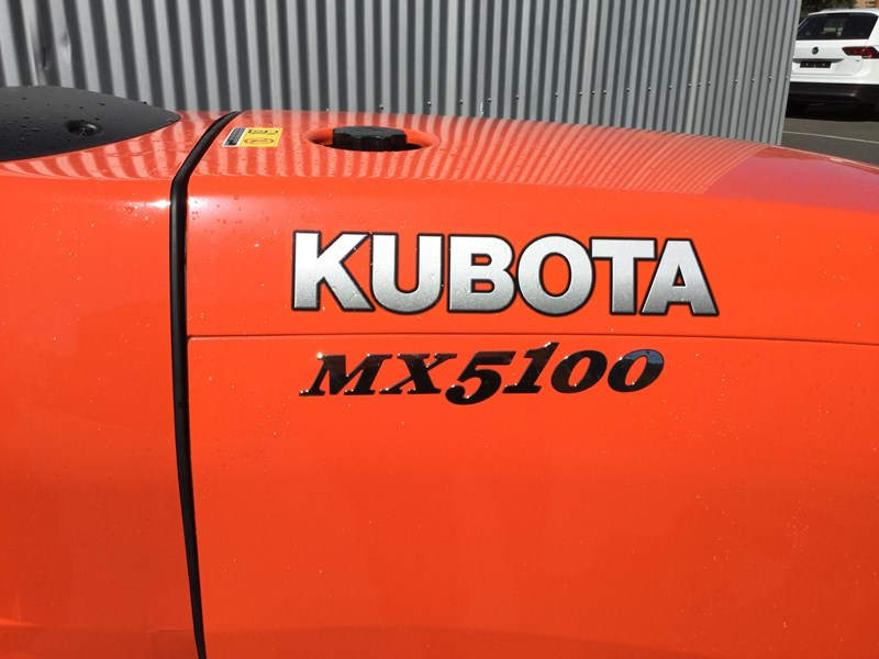 kubota mx5100hd 466288 011