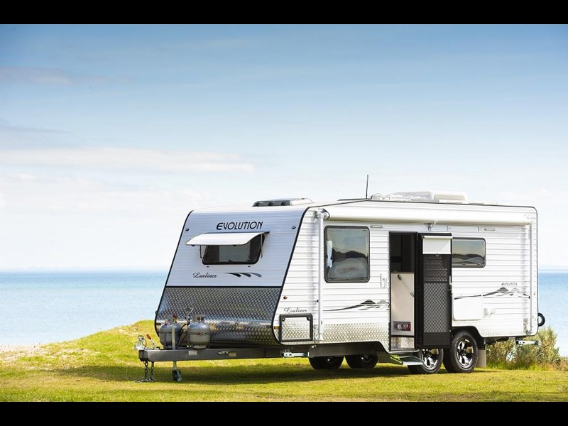 evolution 21' evolution luxliner (light weight) 466523 001