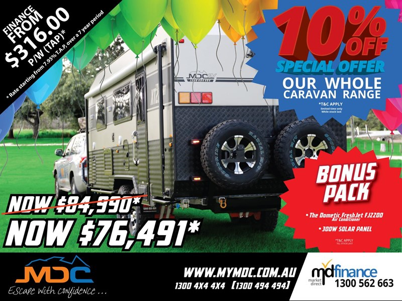 market direct campers xt22-hrt 433704 009