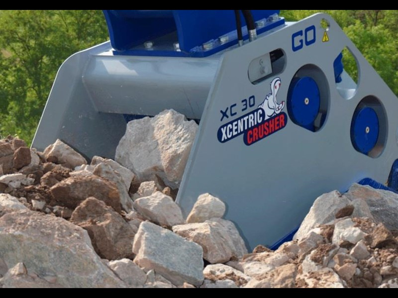 xcentric xc15 - crusher bucket 467461 003