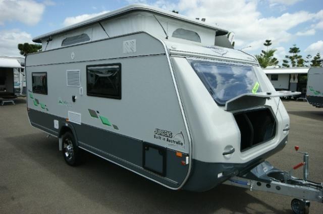 Unique Caravans For Sale New 2016 JURGENS JINDABYNE PT2210 POPTOP For Sale