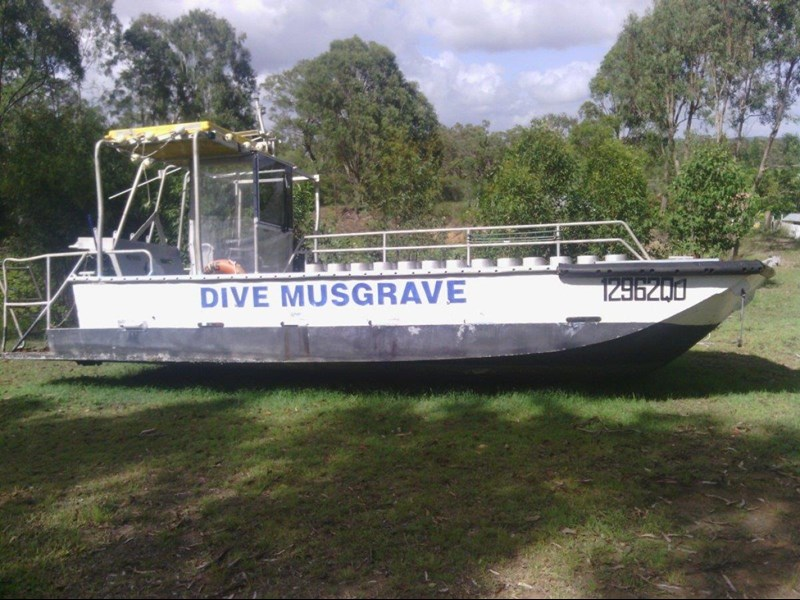 custom custom built dive vessel 460822 001