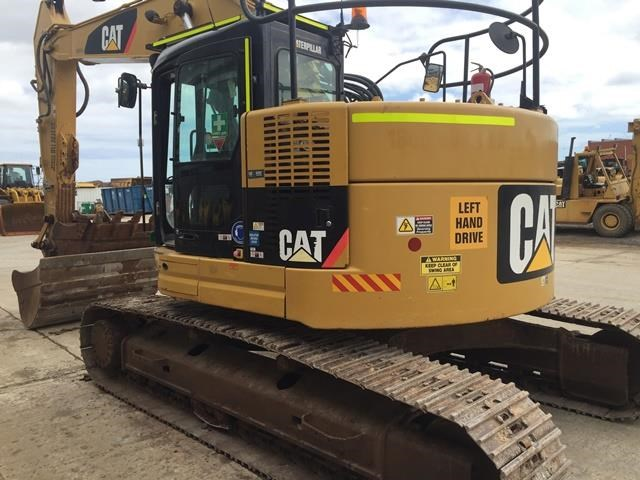 caterpillar cat 321d lcr 468791 001