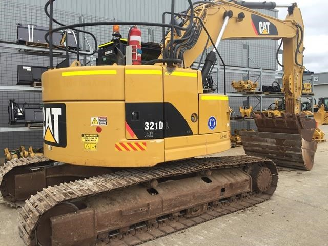 caterpillar cat 321d lcr 468791 005