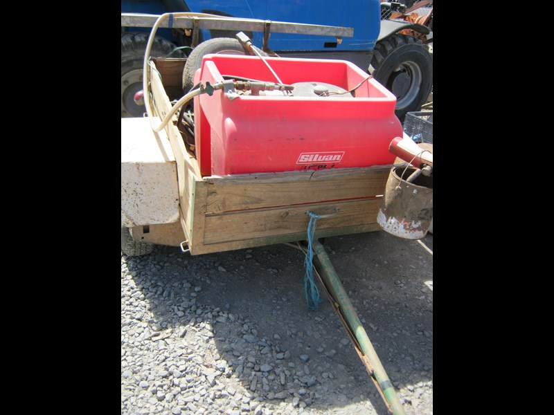silvan spray unit trailer mounted 472270 003