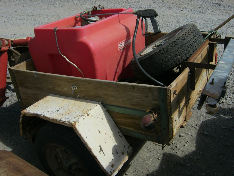 silvan spray unit trailer mounted 472270 009
