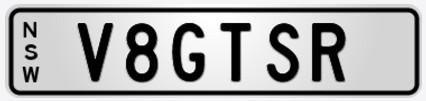 number plates personalised 472664 001