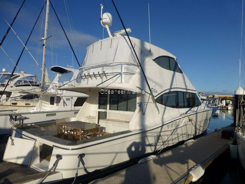 maritimo 16.7m 550 offshore pleasure boat 472887 001
