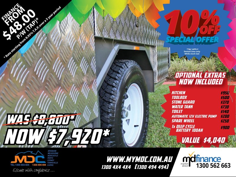 market direct campers t-box 342130 027