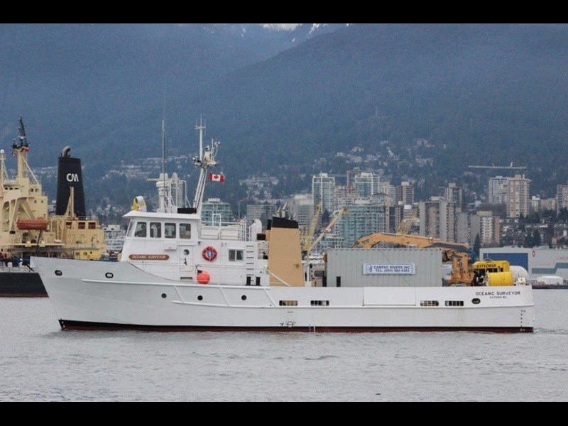 custom offshore support / research vessel 474277 005