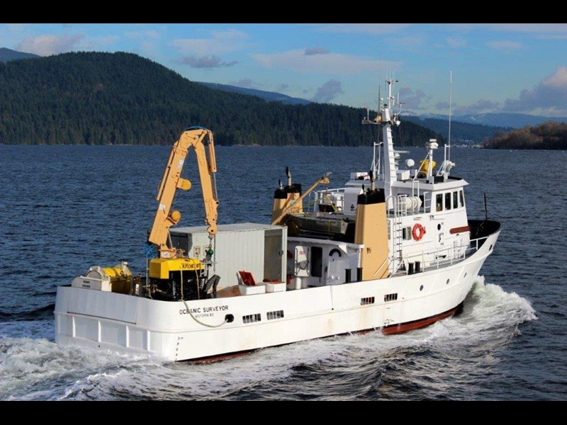 custom offshore support / research vessel 474277 009