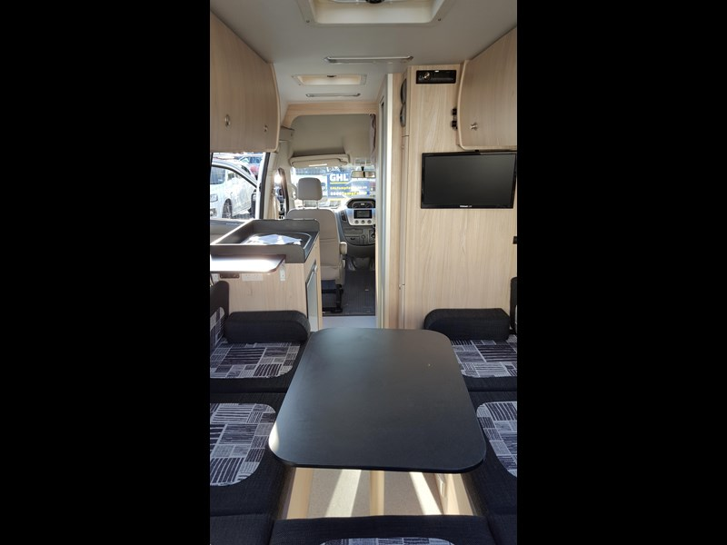 "ldv u-shape ""customise your campervan"" 474409 019"